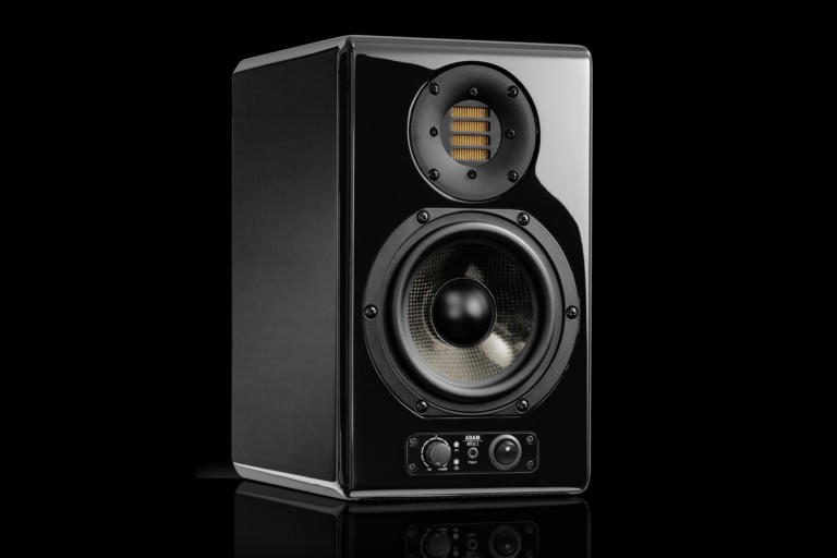 adam audio a5x active studio monitor nearfield. Black Bedroom Furniture Sets. Home Design Ideas