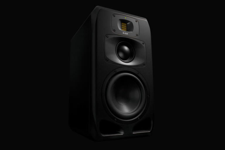 adam audio s3x h active studio monitor midfield. Black Bedroom Furniture Sets. Home Design Ideas