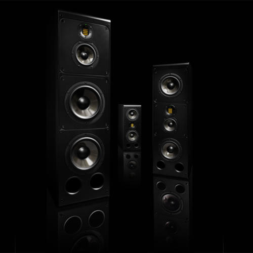 ADAM Audio GTC Series - Home Theater Loudspeaker