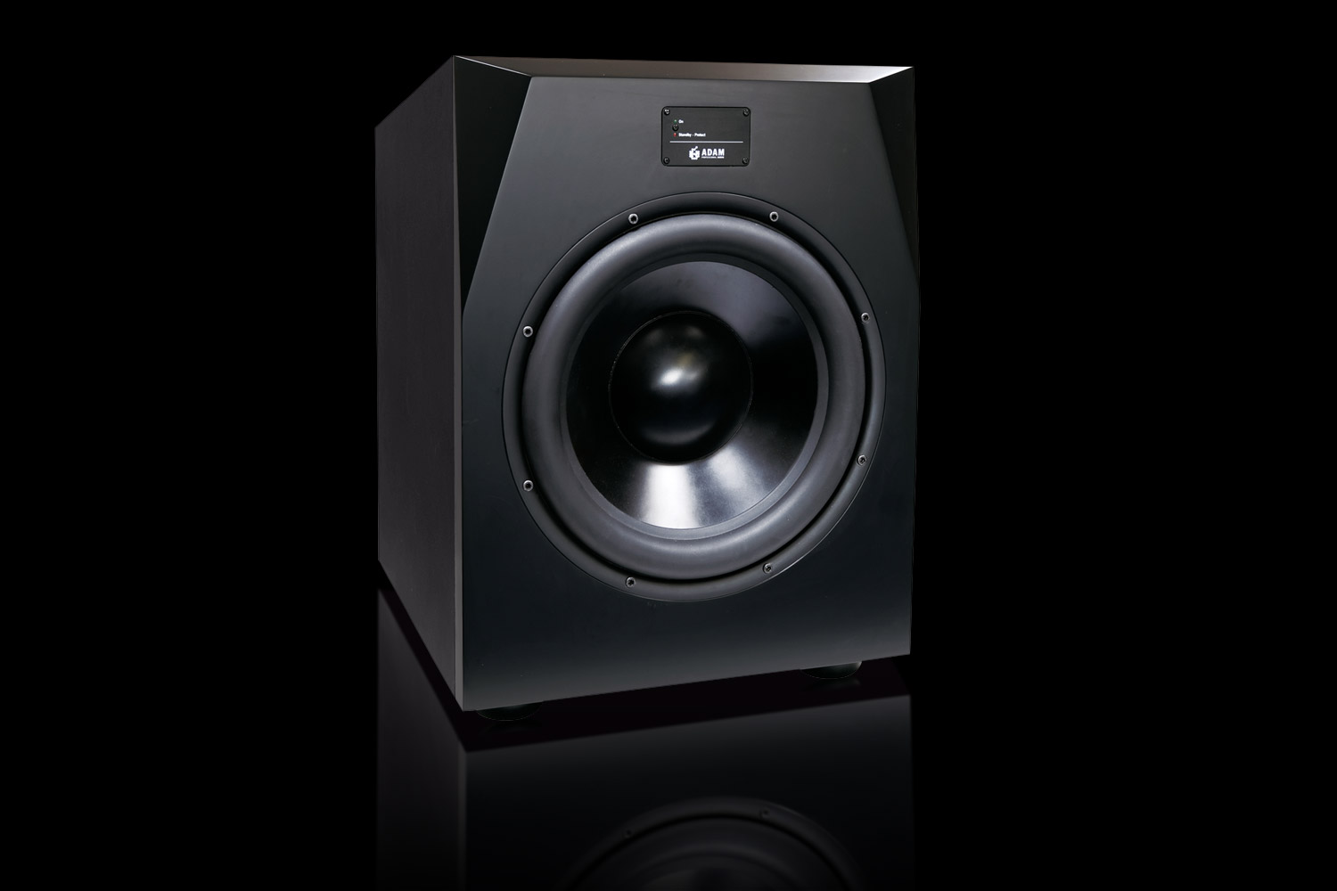 adam audio sub15 active subwoofer for larger control rooms. Black Bedroom Furniture Sets. Home Design Ideas