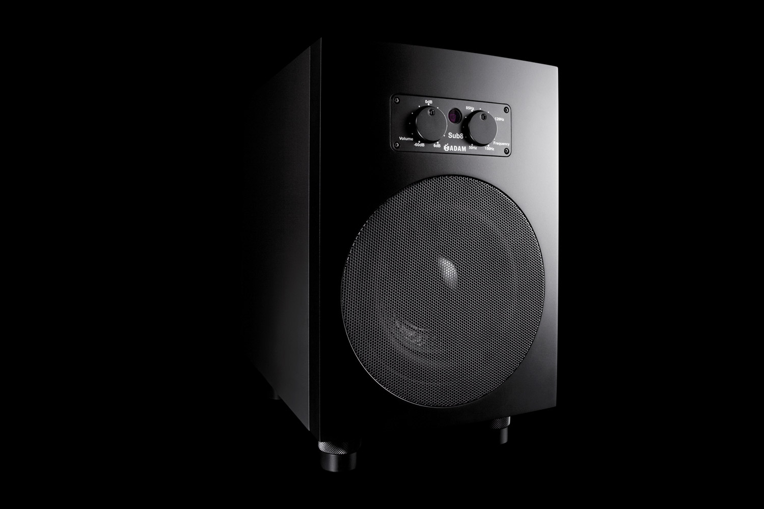 Adam Audio Sub8 Active Subwoofer For Smaller Studio Monitors Many Ways To Wire Subwoofers And Amplifiers The Ideal Is Match Subs