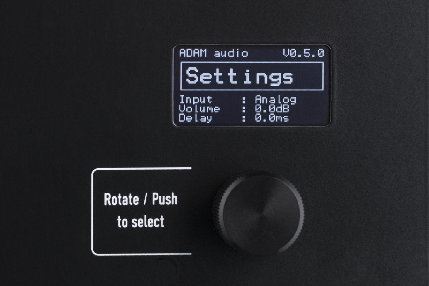 ADAM Audio - High Performance DSP Module