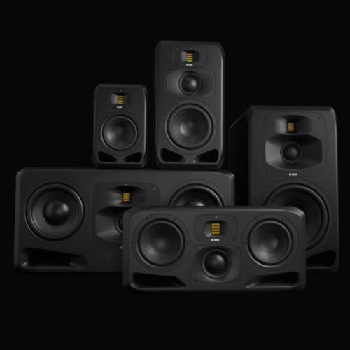 ADAM Audio S Series Studio Reference Monitors