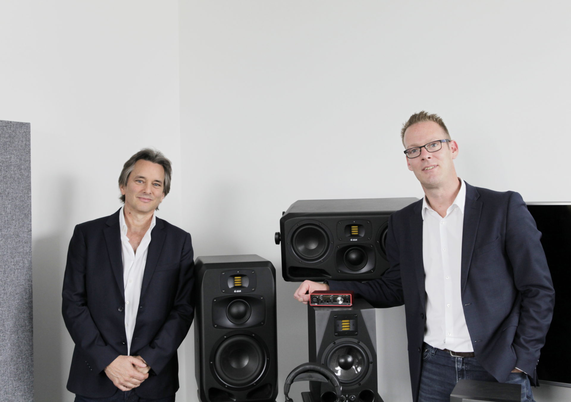 ADAM Audio becomes a part of Focusrite Group - ADAM Audio